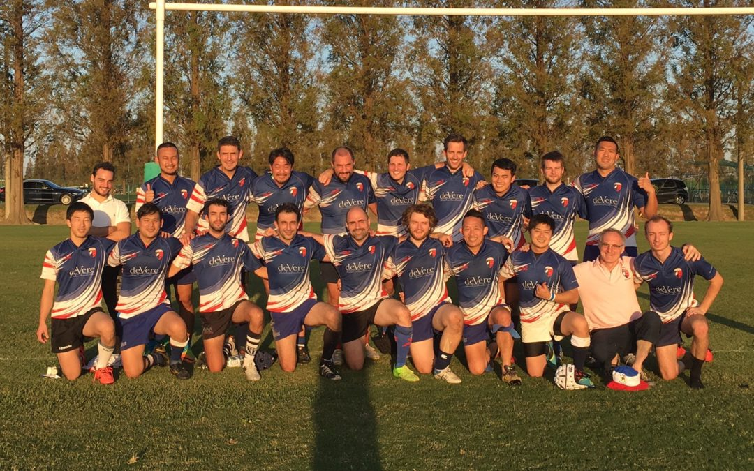 AFRC 83 – 7 OLIVERS What a pleasure !