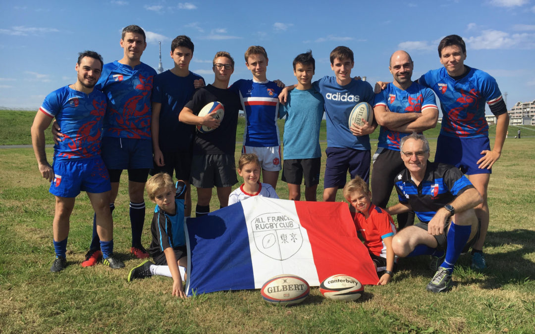 Preparing the next generation with the All France Rugby School
