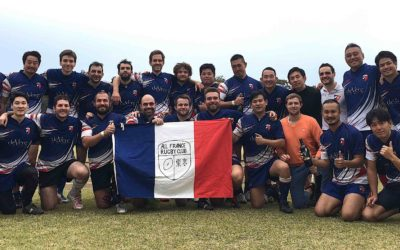 AFRC 57 – 12 JACKS  Smell like team spirit